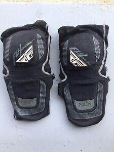 fly racing knee pads