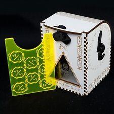 Blackfire Deck Box - Egyptian Deckbox mit Lifecounter Deck-Box