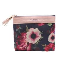 Midnight Poppies Cosmetic Purse – Make-up Bag – Travel – Toiletry Makeup Beauty