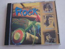 CD BEST OF ROCK , LITTLE RICHARD , BILL HALEY , CHUCK BERRY  , 16 TITRES .
