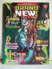 Brand new! I nuovi eroi del fumetto italiano nr 3 - Freebooks 2006
