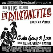 The Chain Gang of Love by The Raveonettes (CD 2003, Columbia (USA)) goth
