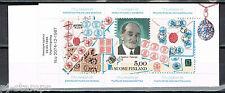 Finland Suomi 1988 1050 postzegelboekje 21 Finlandia 88 cat waarde € 20