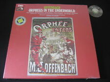 SEALED 3 LP BOX Offenbach Orpheus in the Underworld Michel Plasson Germany?
