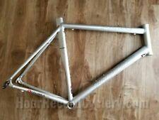 NOS SPECIALIZED S-WORKS Road Bike Frame XXL 62 cm aluminum Columbus Aerotech