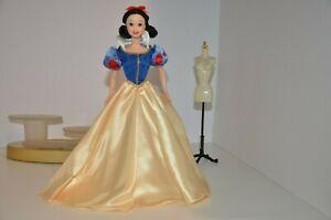 Barbie Collector Snow White Mattel Disney