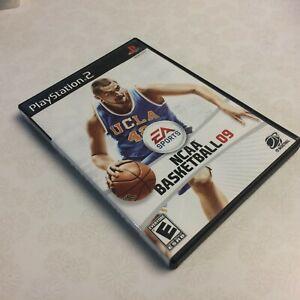 PS2 NCAA Basketball 09 CIB Complete Free Same Day Shipping!!