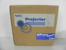 NEC NP200 XGA DLP Projector Data Video NP HDTV HD-Ready Projector