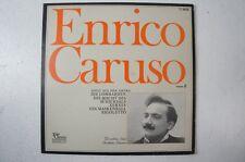 Enrico Caruso singt Arien aus Lombarden Xerxes Maskenball Rigoletto ua (LP32)