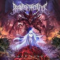 Brand Of Sacrifice - Godhand (NEW CD)