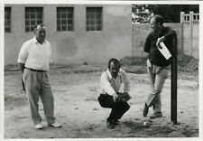 PHOTO ANCIENNE - VINTAGE SNAPSHOT - PÉTANQUE JEU DE BOULES - LAWN BOWLING 4