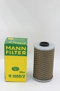 MANN-FILTER H1050 H 1050/2 H Oil Filter Peugeot, Ford, Man, Etc.