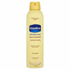 Vaseline Intensive Care Spray Moisturiser Essential Healing 190ml