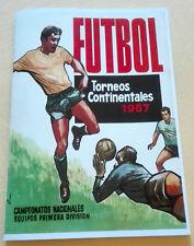 Album Calciatori SPAGNA Primera Divisiòn 1966-67
