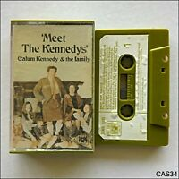 Meet The Kennedys - Calum Kennedy & the Family Tape Cassette (C34)