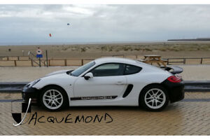 Jacquemond : Denise rear wing spoiler for Porsche 981 Cayman
