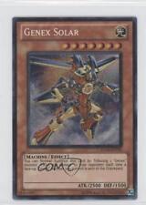 2010 Yu-Gi-Oh! Hidden Arsenal 2 #HA02-EN010 Genex Solar YuGiOh Card 0e1