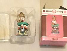 "Enesco Baskin Robbins Ice Cream 31 Flavors Ornament ""You Malt My Heart� in box"