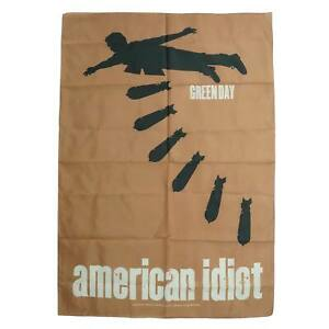 Green Day Poster Flag