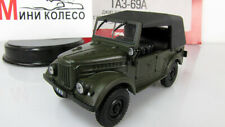 GAZ-69A Газ USSR Soviet Auto Legends Diecast Model 1:43 #55