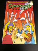 Bongo Comics Simpsons # 16 NM Free Shipping Comic Book