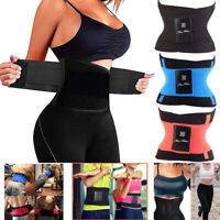 Best Waist Trainer for Weight Loss Sauna Sweat Thermo Sport Shaper Belt Slimming