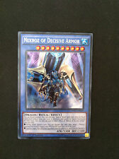 Yu-Gi-Oh ! Carte Nékroz d'Armure Invincible THSF-EN019 - SECRET RARE