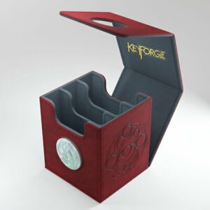 Gamegenic KeyForge: Vault - Red