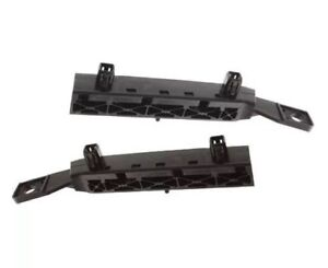 NEW Front Bumper Cover Support Brackets Set LH & RH For 2007-2012 Nissan VERSA