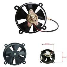 1Pc Radiator Cooling Fan 165mm For ATV 4 Wheeler Quad 4 Wheeler Motorcycle