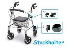 Rollator Stockhalter Gehstock Halter Scooter Rollstuhl Unterarmgehstützenhalter