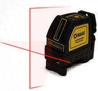 98 ft. Mage Cross Line Laser Level Self Leveling Horizontal Vertical Bosch Range