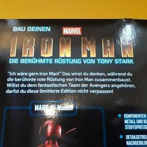 """Bau deinen Iron man """" Die berühmte Rüstung von Tony Stark """" Teil 10 Neu"""