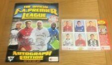Merlin Premier League 2002 Sticker Album Part Complete 236 / 428 + Unused Sheet