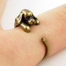 Modeschmuck-Ringe im Cluster-Stil aus Metall-Legierung für Damen