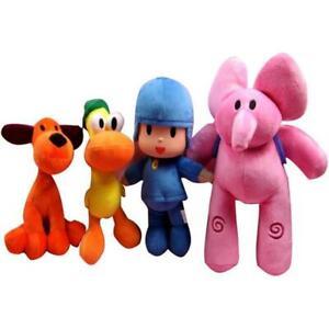 Pocoyo Marery 10 Inch Toddler Stuffed Plush Kids Toys
