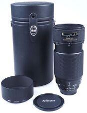 Nikon AF Nikkor 2,8 80-200mm 80-200 mm ed como nuevo Nikon-distribuidor * 2878