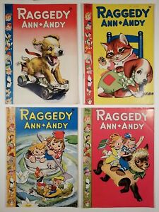 Raggedy Ann + Andy Comics (1948)