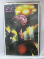 E.T. EXTRATERRESTRIAL MOVIE CHARACTER VINTAGE POSTER GARAGE 1982 CNG429