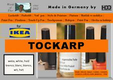 Lackstift für IKEA TOCKARP weiß