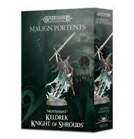 Keldrek: Knight of Shrouds Nighthaunt Malign Portents Warhammer Age of Sigmar