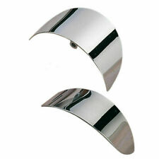 Drag Specialties Front Turn Signal Visors for Front/Rear on 1986-2016 Harleys