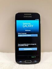 """Samsung Galaxy S4 Mini GT-I9192 4.3"""" 8GB Smartphone - AT&T - Excellent Condition"""
