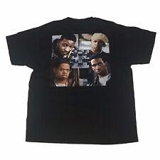 Vintage Boyz II Men T Shirt Concert 2 Tour Rap Tee 90s Single Stitch Promo XL