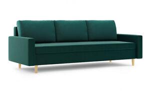 Couch Bellis mit Schlaffunktion best sofa! Neue Couch mit Bettkasten! HIT!