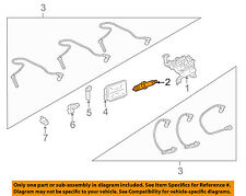 GM OEM Ignition-Spark Plug 12591131