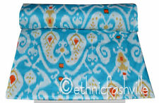 Indian New Cotton Fabric Running Loose Sewing Craft Material Screen Print 1 Yard
