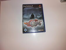 Clock Tower 3 (Sony PlayStation 2, 2003, DVD-box)