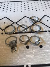 Fashion Jewelry Lot Ring Forever 21 Size 6 Lot Stackable Rings