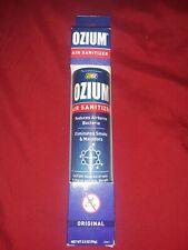 1Ozium Smoke & Odor Eliminator Car & Home Air Sanitizer/Freshener 3.5oz ORIGINAL